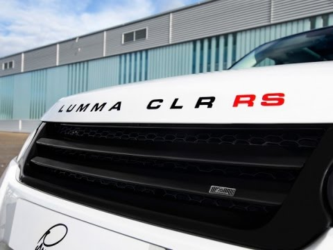 2014 LUMMA Design CLR RS Range Rover Sport Review..!!! - YouTube