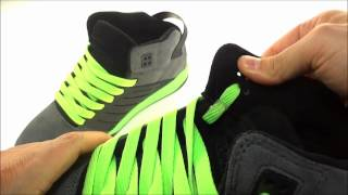 **How To Lace Your Shoes With Swag**