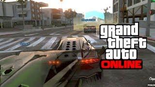 GTA V Online Corrida No Modo Fantasma Com O Zentorno No