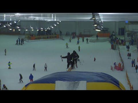 Indoor Skiing   Remembering Roner