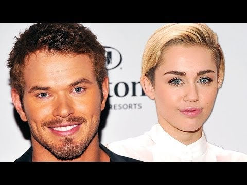 Kellan Lutz Reacts To Miley Cyrus