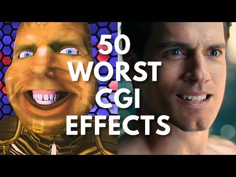 Najhoršie vizuálne efekty vo filmoch v histórii