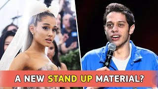 Ariana Grande & Pete Davidson: The Real Reason Why They Broke Up   ⭐OSSA