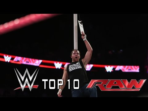 Top 10 WWE Raw moments - October 14, 2014
