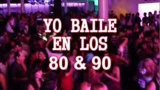 Yo Baile En Los 80 Y 90 Domingo 1 De Abril Club-Space