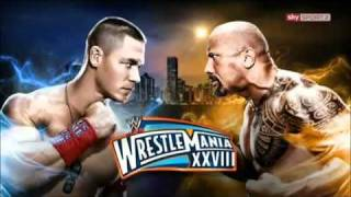 "2012: Wrestlemania 28 Official Theme Song ""Invincible"