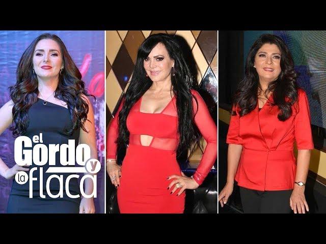Esto fue lo peor del 2017 para Ariadne Díaz, Maribel Guardia y Victoria Ruffo | GyF