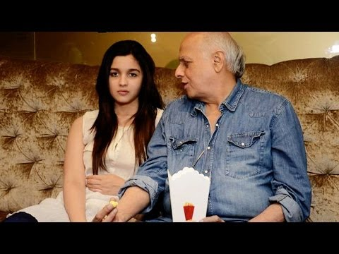 Alia Bhatt's Singing Is Surprise For Me : Mahesh Bhatt