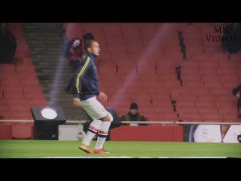 Theo Walcott - I will be stronger.