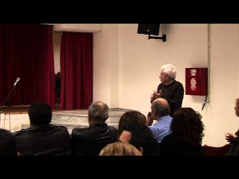 Ομιλία Κ. Παναγιώτη Κουμαρά για τις Φυσικές Επιστήμες