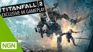 Titanfall 2 - 4K 60 FPS Single Player 'Trial by Fire' Gameplay on TITAN X
