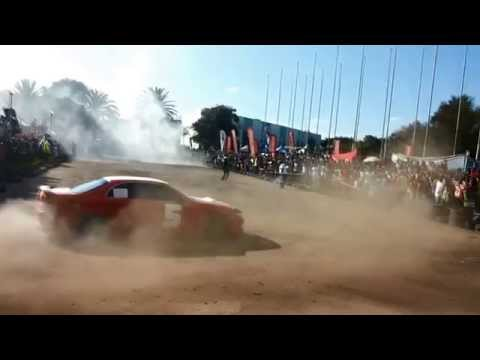 Highlights from the Zambia Motor show 2014 (Mad drifts and Donuts)