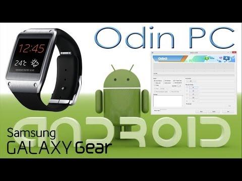 Instalação de ROM Stock - Galaxy Gear v700 Português PT/BR