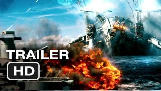 Trailer Battleship Official Trailer #2 Rihanna Movie