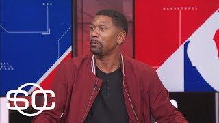 Jalen Rose on Cavs' biggest issue and Kobe Bryant's national anthem comments   SportsCenter   ESPN