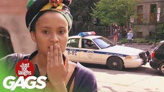 Hlúpi policajti a skrytá kamera
