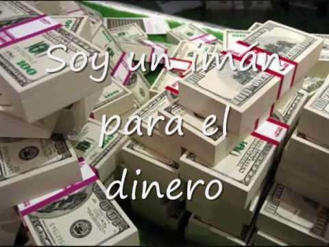 Para atraer abundancia y dinero youtube - Atraer dinero ...