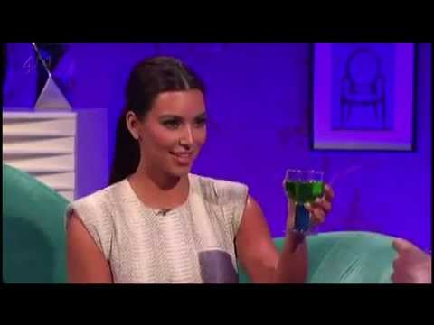 Alan Carr Chatty Man Kim Kardashian part 1