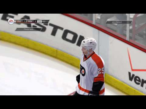 LGHL S17 Week 2: Philadelphia Flyers vs Minnesota Wild (2/2/14)