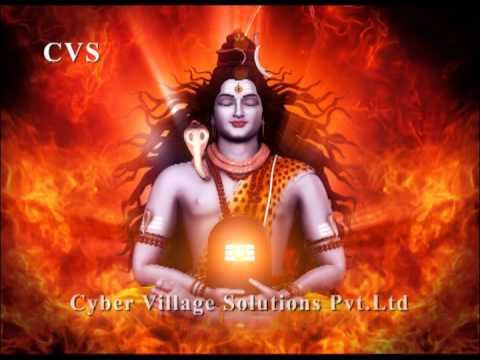 Lingashtakam - Lord Shiva Devotional 3D Animation God Bhajan Songs  Maha Shivaratri Special