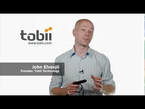 Tobii selected as one of five national finalists in the European Business Awards
