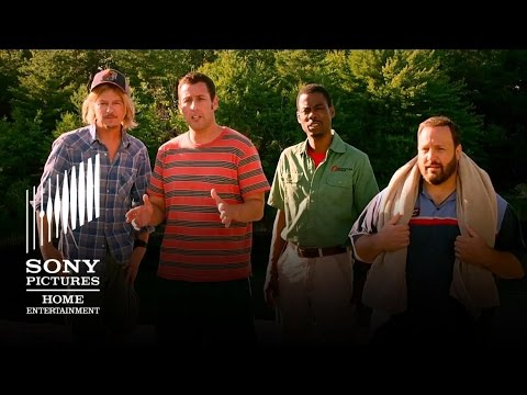 Grown Ups 2 Official Trailer - On Blu-ray™ & Digital!