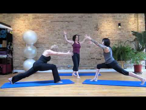 Jennifer Golden Zumann: The Next Pilates Anytime Instructor Submission