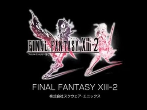 Final Fantasy XIII-2: Japanese Trailer