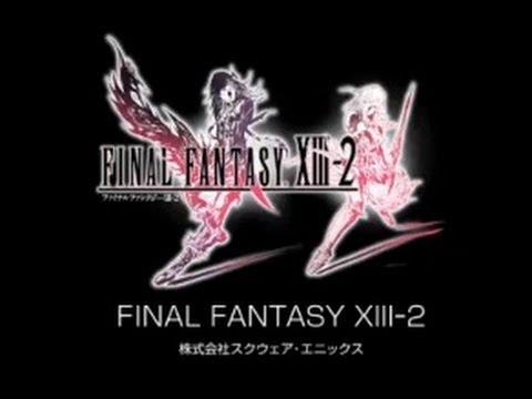 Final Fantasy XIII-2: Japanese Trailer