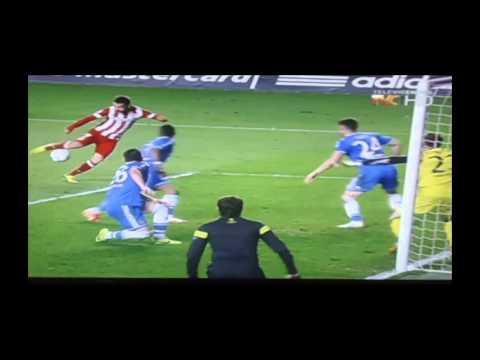 Chelsea vs. Atlético de Madrid:Champions League [30/04/2014]