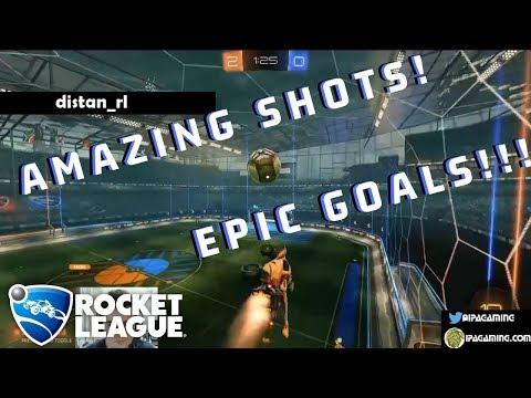 Rocket League AMAZING Shots & Goals!! The Best of Rocket League! Montage #8!