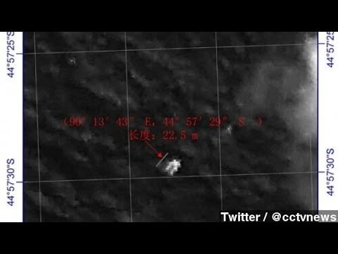 MH370 Update: Satellite Images Show Possible Debris