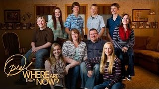 The McCaughey Septuplets, All Grown Up | Where Are They Now | Oprah Winfrey Network