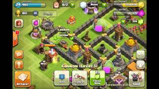 BEST Clash Of Clans Defense Town Hall 5 Farming Base