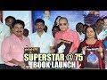 Superstar @ 75 book launch..