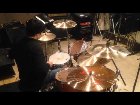 IGNITE 叩いてみた (drum cover)