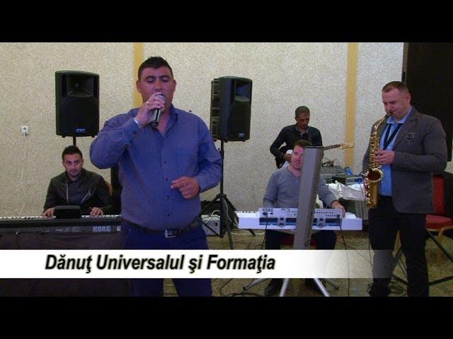 Danut Universalu si Formatia LIVE Jocuri Tiganesti Restaurant Mocanu Tg. Jiu [Record Studio]