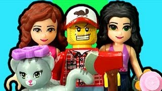 LEGO Friends Relax & Treehouse Attack