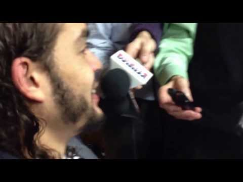 Chicago Bulls center Joakim Noah postgame 11.11.13