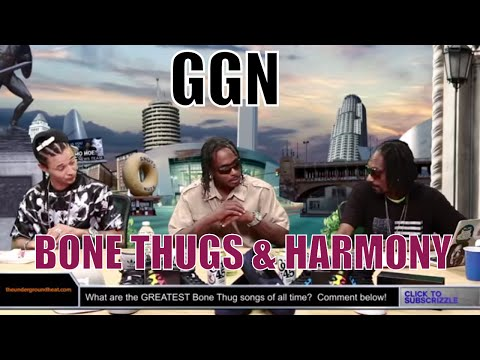 Bone Thugs & Harmony Hang With Snoop on GGN