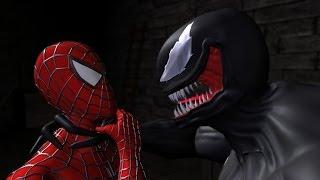 Spider-Man Vs. Venom Spider-Man Ultimate 4
