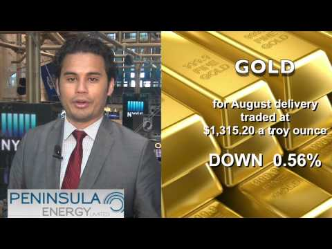 Commodities Report: June 26, 2014