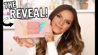 THE REVEAL! MY PHYSICIANS FORMULA COLLAB IS HERE! Swatches / Chit Chat & Tutorial!  | Casey Holmes