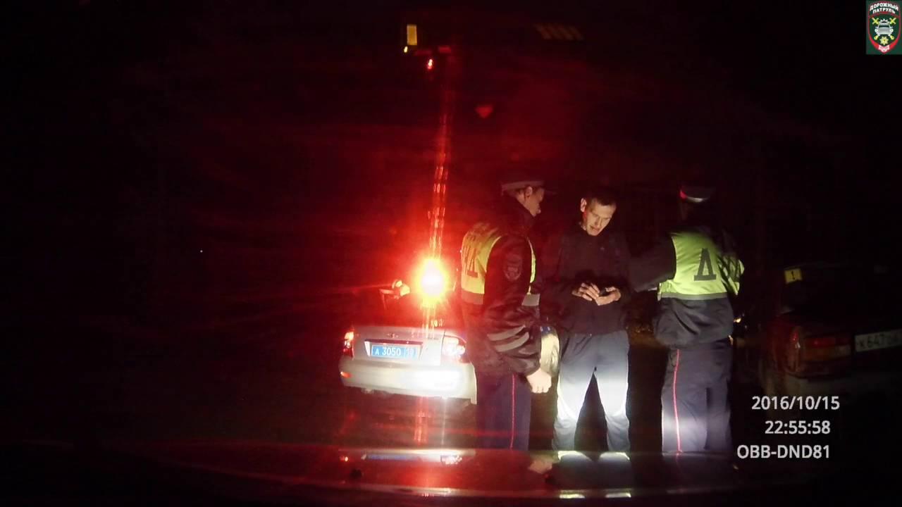 Сотрудники МВД по КЧР задержали вооруженный автомобиль