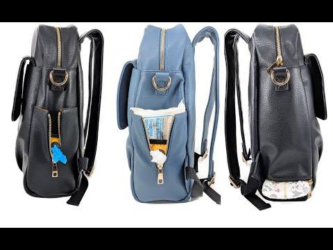 DIAPER BAG THAT DOES NOT LOOK LIKE A DIAPER BAG