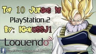 Top 10 De Los Mejores Juegos De Ps2 2013 [Loquendo