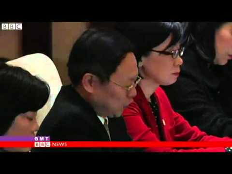 China and Taiwan in first government talks