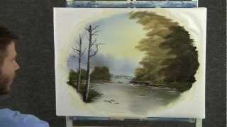 Paint With Kevin Hill Soft Stream Oval