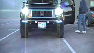 2011 Honda Ridgeline RTL Review, Walk Around, Interior, Start Up & Rev, Quick Drive videos