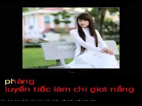 TINH LO - Tho HUONG NGUYEN - Pho nhac HAI ANH Karaoke khong loi